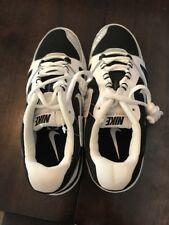 New Nike Air Max Edge 11 + Size 9 White, Black, And Grey