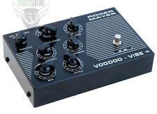 NEW! Roger Mayer Voodoo Vibe + Latest Evolution Of The Univibe Vibrato Pedal