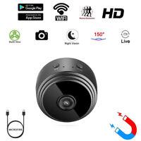 HD 1080P Mini Spy Camera Wireless Wifi Security Cam Night Vision Motion Detect A
