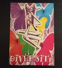 Rare Vintage 90s NYC Club Flyer: DIVERSITY @ TUNNEL NYC