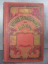 Collection Hetzel Jules Verne Michel Strogoff de Moscou à Irkoust 1924