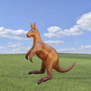 Jet Creations Inflatable Kangaroo Stuffed Animal for Pool, Party Decoration Fun