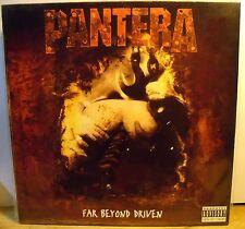 PANTERA - FAR BEYOND DRIVEN - LP 1994  Unplayed