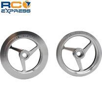 Hot Racing Kyosho 1/8 Motorcycle Aluminum 3 Spoke Wheels HOR51308