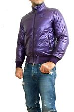 NORTH SAILS Shiny Shimmer Purple Jacket Coat Bomber Men S Nylon Very good