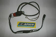 APICO MAGNETIC LANYARD KILL SWITCH FITS ALL TRIALS - MX-ENDURO - QUADS ETC