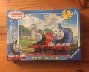 Thomas & Friends 35 Piece Jigsaw Ravensburger Brand New Sealed