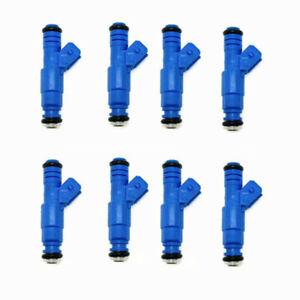 Set 8 EV1 30lb Bosch Upgrade for Fuel Injectors Bosch 0280155759 Mustang LS1