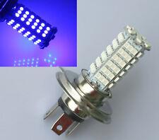 2 Stk. H4 102 3528 SMD Blau LED Auto Kfz Birne Licht Lampe Leuchte 12V DC