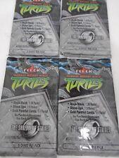 2003 FLEER TMNT TEENAGE MUTANT NINJA TURTLES SHREDDER STRIKES CARD PACK X 4 LOT