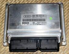 AUDI A4 1.8 PETROL BOSCH ECU ENGINE CONTROL MODULE 0261206896 8D0906018AA