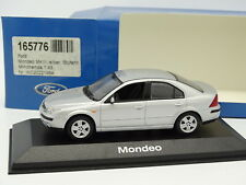 Minichamps 1/43 - Ford Mondeo 4 doors Silver