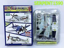 F-toys 1:144 Win kit Col.6   Vought F4U Corsair  (3C)