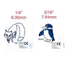 "Dog Elastics- 1/4"" 0.25"" (6.35mm) Elastics  5/16"" 0.31"" (7.94 mm) Elastics"