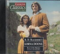 R D Blackmore Lorna Doone 2CD Audio Book Abridged Talking Classics FASTPOST