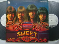 PROMO WHITE LABEL / THE SWEET ANTHOLOGY / 2LP