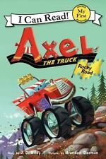 Axel the Truck: Rocky Road (I Can Read! My First)