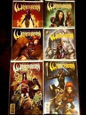 Wraithborn 1 2 3 4 5 6  (2005) Wildstorm Comics Bagged Boarded