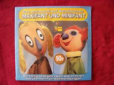 Maxifant und Minifant - Zum erstenmal auf Schallplatte   Peggy  LP   NEU  OVP