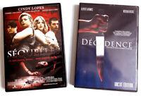 Séquelles + Décadence - 2 films de JC GUNTER (Horreur - Do It Yourself)