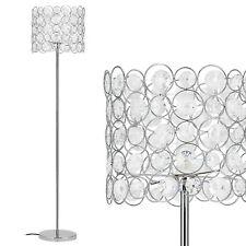[lux.pro] Cristal Lámpara de pie [155cm x ø34cm ] suelo