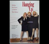 Hanging Up 2000 Original Australian One-Sheet Movie Poster 00002