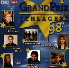 Grand Prix du Hits'98 JÜRGEN MARCUS, Rosanna ROCCI, Leonard, oli... [2 CD]