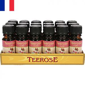 Huile Essentielle de Rose Teerose 10 ml Aromathérapie Phytothérapie