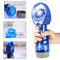 KQ_ Portable Outdoor Travel Sports Handheld Cooling Fan Water Mist Spray Cooler
