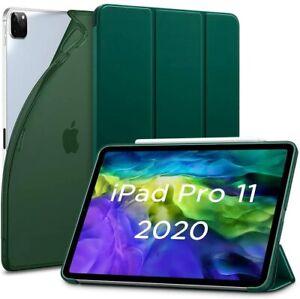 "ESR Rebound Slim Smart Case Cover for iPad Pro 11"" 2018 and 2020 Pine Green"