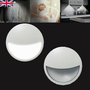 LED Night Light Plug in Energy Saving Dusk 2 Dawn With Sensor Switch Kids Light