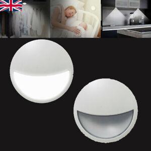 LED Night Light Plug in Energy Saving Dusk to Dawn With Sensor Switch Kids Light