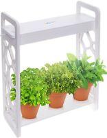Mindful Design NEW LED Indoor At Home Mini Planter Herb Garden Kit with Timer