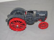 Vintage International IHC 10-20 Titan Scale Models Toy Tractor 1/16 Scale NEAT!