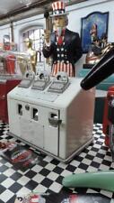 American Postmaster Exponat Deko Original Amerika Automat Rarität Washington D.C
