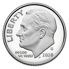 🎀 2020-S Roosevelt Dime Silver Proof / Same Day Shipping!