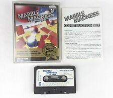 Marble Madness Deluxe inc Construction Set ZX Spectrum 48k 128k - Melbourne Hse