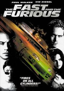 The Fast And The Furious (2-Disc Limitata Edizione Nuovo DVD