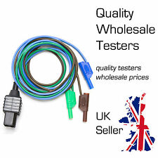 AMECaL TL-116B Test Lead TEK119 A1011 A1296 for Alphatek Metrel