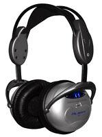 Almani HP1 Stereo Infrared IR Wireless Headphones Cordless Universal Foldable