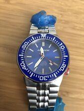 Hercules® T100 K1 A377 16 Tritium Tubes 50mm Blue Automatic Watch (171)