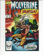 Marvel Comics Wolverine #32 NM  9.2