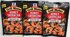 McCormick Grill Mates Honey Sriracha Marinade Mix 1 oz (3 Pack)