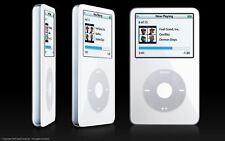 Apple iPod Classic Video 5th génération blanc/argent (30 Go) (Grade B)
