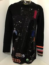 LIMITED EDITION RAF SIMONS × STERLING RUBY Sweater SHIRT SZ L