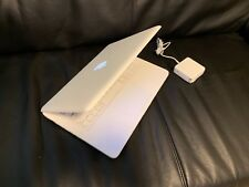 "Apple MacBook White 13"" A1342 750GB HDD, 4GB Ram. New Battery. High Sierra 2017."