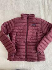 Patagonia Nano Puff Jacket Red Women's Large L