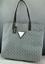 NWT Handbag GUESS Claudia Totes Bag Grey Ladies