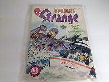 COMICS  EO REVUE SPECIAL  STRANGE N° 9 1977