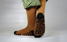Walk On The Wild Side - Mens Cotton Socks - Fun Design and Great Quality!